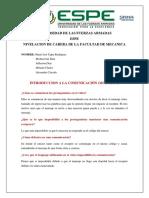 Introducción a La Comunicacion Cientifica (MODULO1)