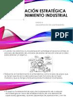 3.2 Planeacion Estrategica Del Mantenimiento Industrial