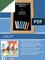 Utility Plant