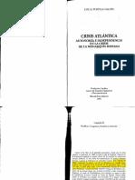 Portillo Valdés, Crisis Atlántica, Cap.2 y 3
