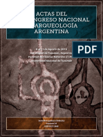Actas Del Xix Congreso Nacional de Arqueologia Argentina - Tucuman 2016-Ilovepdf-compressed