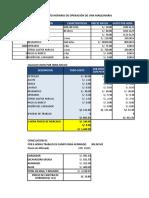 Costo de Afirmado Para Obra