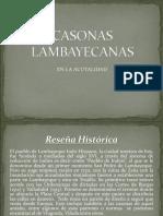 CASONAS LAMBAYECANAS