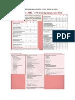 2. Clasificacion de Tumores Del Sistema Nervioso Central