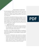 Garces Fuentes (2018) de La Sociología de Identidad a La Sociología Del Sujeto. Informe MUCE