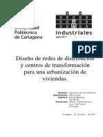 España 2_diseño Redes Subterráneas Conjunto Residencial