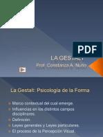 LA GESTALT  para la evaluación 2013.pptx