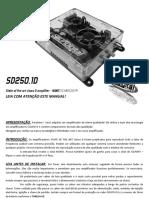 Manual Sd250.1d