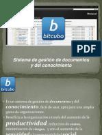 presentación bitcubo