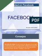 Clase 4 Seguridad de Facebook
