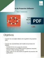 Gestión de Proyectos Software - Fundamentos