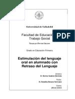 Estimulacion Del Lenguaje Oral