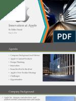 Il Diko Hazak Apple Presentation
