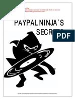 Paypal ninja secrets.pdf