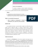 Inclusión y Atención de Usuarias y Usuarios