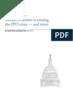 IPO Crisis June 2010 FINAL