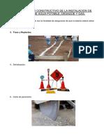 Procedimiento Constructivo de Instalaciones