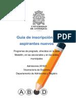 Guía+Nuevos+20182++ampliación+calendario