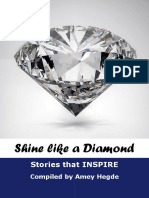 Shine Like a Diamond - Stories that INSPIRE