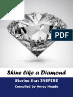 Shine Like a Diamond - Stories that INSPIRE