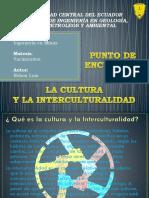 Punto de Encuentro Cultura_Interculturalidad