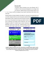 Aplikasi Survey Monalisa RDS