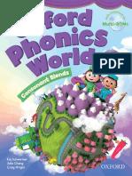 Oxford Phonics World 4 SB-1
