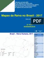 Mapas Atualizados Raiva 2017 Atualizado 18-08-17