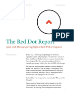 The Red Dot May 2018 Excerpt