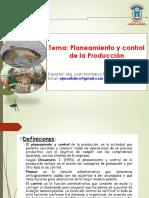 Planeamiento Produ Introduccion