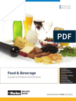 Food and Beverage Catalogue