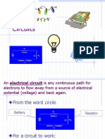 Intro to Circuits