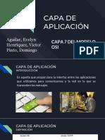 Modelo OSI Capa 7 Capa de Aplicación v2.0