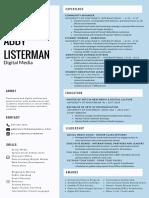 alisterman resume