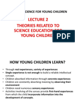 Lecture 2 Theories of SYC