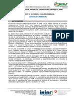 TDRS Ambiental
