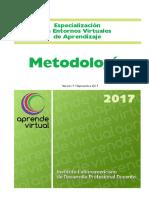 APRENDE VIRTUAL Metodologia - Septiembre2017