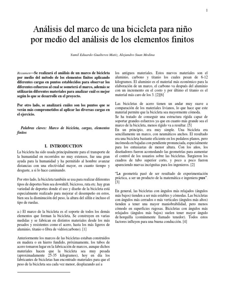 Lujo Materiales Del Marco De La Bici Bosquejo - Ideas Personalizadas ...