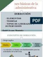Funciones básicas de la teoría administrativa.pptx