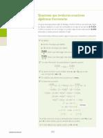 Situaciones Con Espresiones Algebraicas Fraccionarias