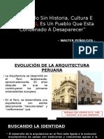 Identidad y Arquitectura Chiclayana