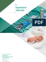 Curso Preparacion Preoperatoria Control Infeccion