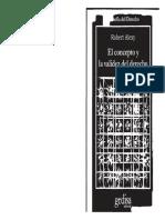 El Concepto y la validez del Derecho-Robert Alexy.pdf