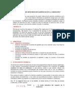 Aplicación de Métodos Estadísticos en La Medición 1