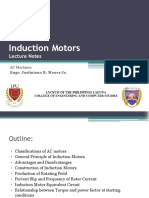 Induction Motors (I)