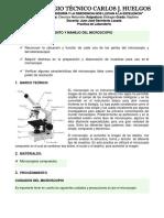 Guia de Practica de Laboratorio Microscopio
