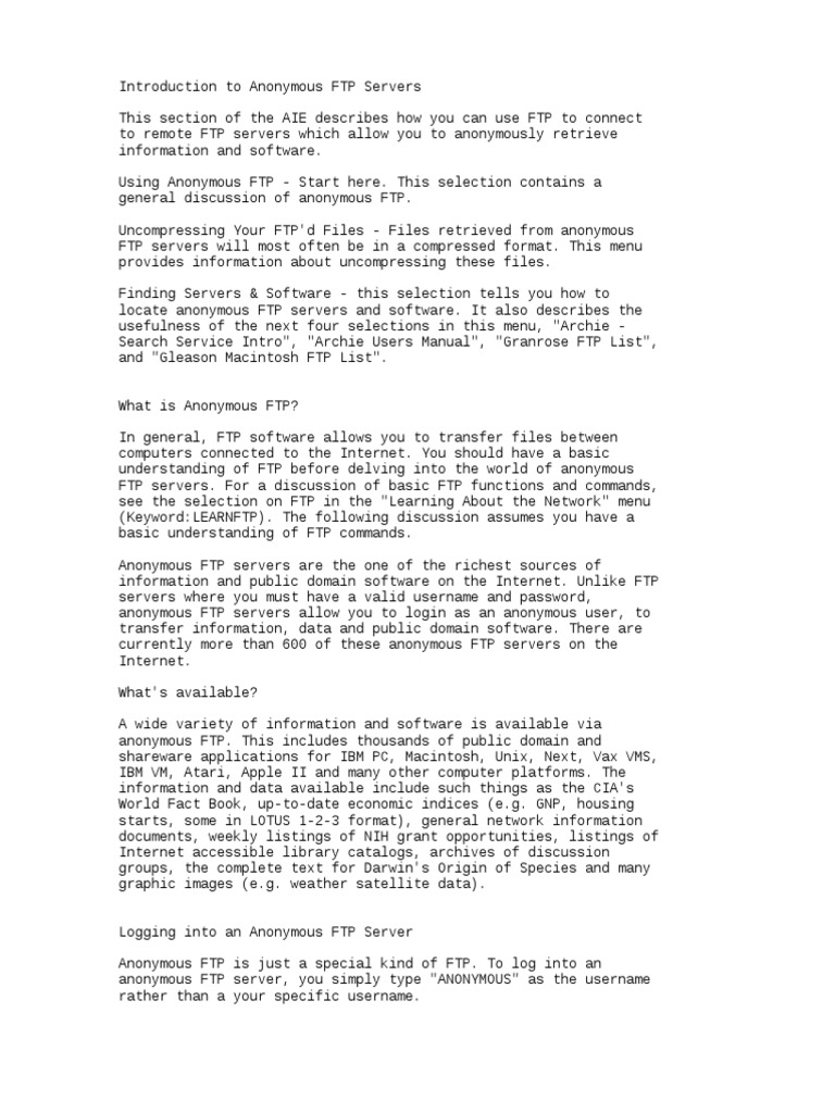 Gran Rose | File Transfer Protocol | Zip (File Format)