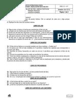 TALLER DE LIBRO POÉTICOS - 7°- PDE
