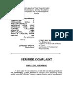 Gadon Disbarment April 20 2018