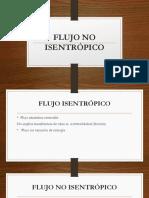 Flujo No Isentrópico- Oficial